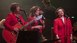 Eleanor Mc Evoy Mary Black and Wallis Bird with the RTÉ Concert Orchestra