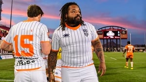 Mathieu Bastareaud had a short spell in the USwith Rugby United New York