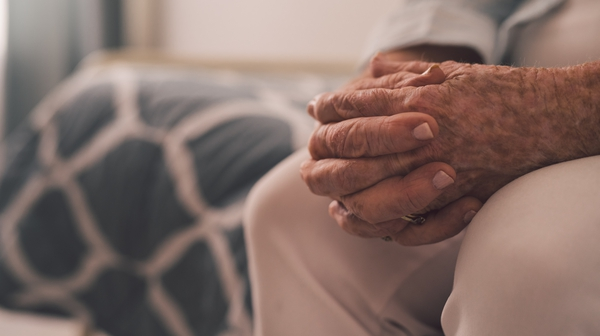 Nursing homes have been particularly hard hit by the spread of Covid-19 (File pic)