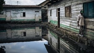 Flooding has hit eastern Congo hard for several weeks