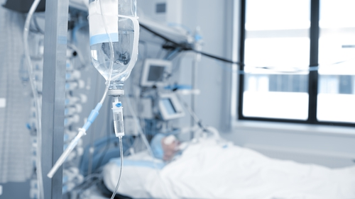 There are 99 patients in Ireland's Intensive Care Units acute hospitals with Covid-19
