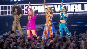 Mel B, Emma Bunton, Geri Halliwell and Melanie C on the first night of their tour at Croke Park on May 24, 2019.