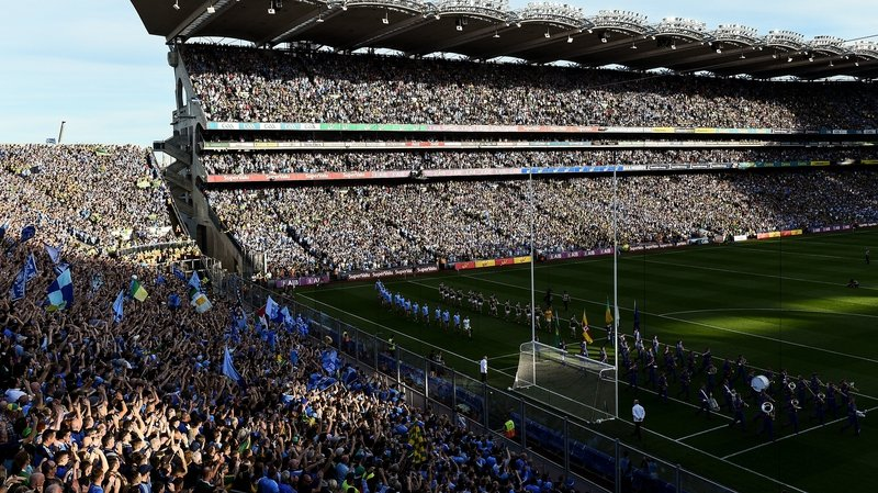 The future of the 2020 All-Ireland Championships is up for discussion