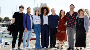 The cast of Call My Agent