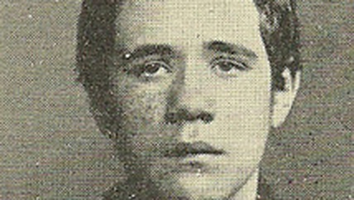 The young Jean Genet (as featured in The Criminal Child)