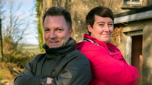 Kieran McCarthy and Maggie Molloy are the presenters of Cheap Irish Homes.