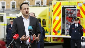 Taoiseach Leo Varadkar said he did not want to speculate on school reopenings