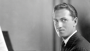 American composer and pianist George Gershwin is here to help you get a good night's sleep...