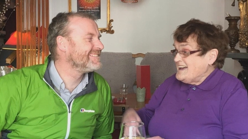 Brigid Sreenan died on Easter Saturday. She had been diagnosed with Covid-19 on 2 April