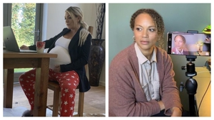 Sheridan Smith and Angela Griffin are among the stars of Isolation Stories Photos: ITV