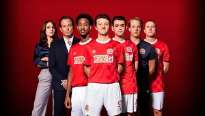 The First Team - On BBC Two on Thursday nights in May
