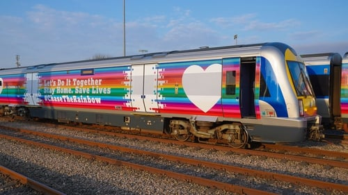 Translink decided to support the global Chase the Rainbow campaign to deliver positivity across its transport services in Northern Ireland