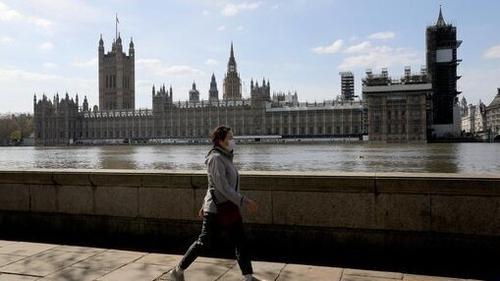 UK Has 'Reached the Peak' of Coronavirus, Says Health Secretary