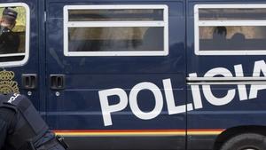 Three men were arrested in Almeria