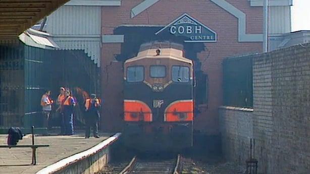Cobh Train Crash