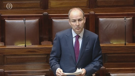 Martin facing first Dáil questions as Taoiseach