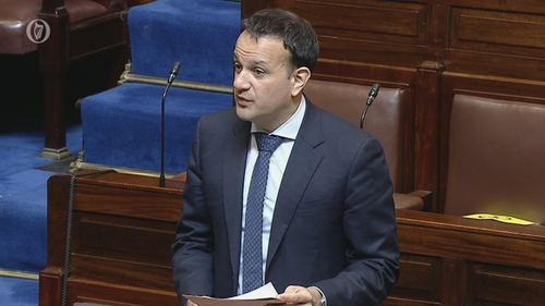 The Taoiseach and several ministers face questioning on issues ranging from the economy to health to education