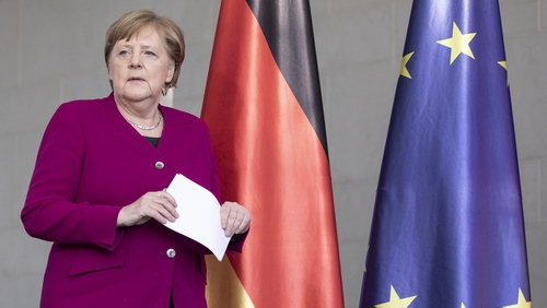 Angela Merkel has been in office for nearly 16 years