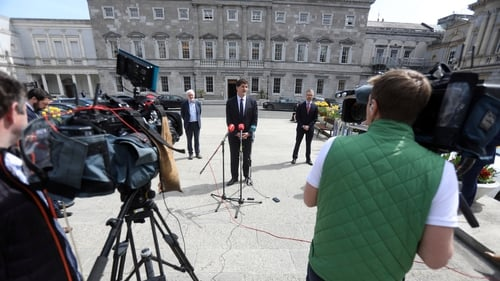 The party is today seeking 17 commitments from Fianna Fáil and Fine Gael before entering any formal negotiations (RollingNews.ie)