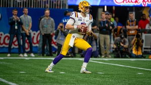 Joe Burrow won the Heisman Trophy as the best player in NCAA football in 2019, with previous winners including Lamar Jackson, Cam Newton and Marcus Mariota