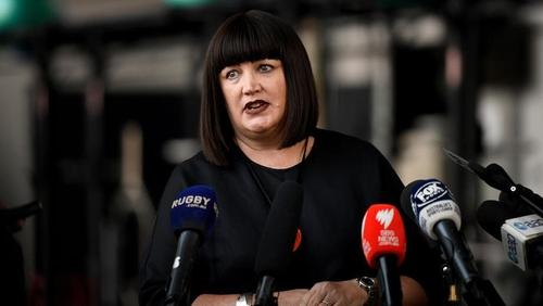 Former Rugby Australia Chief Executive Raelene Castle
