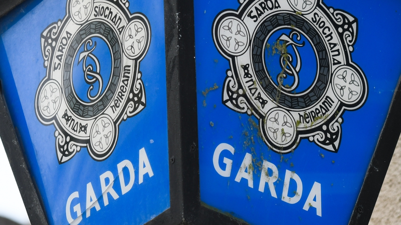 Two men           are being questioned at Naas Garda Station