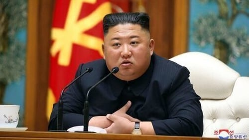 Kim Jung-un made no public appearance at a key state holiday on 15 April