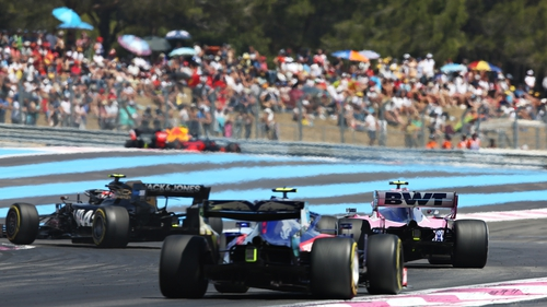 British Grand Prix at Silverstone will only go ahead behind closed doors