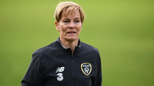Republic of Ireland manager Vera Pauw is building for the future