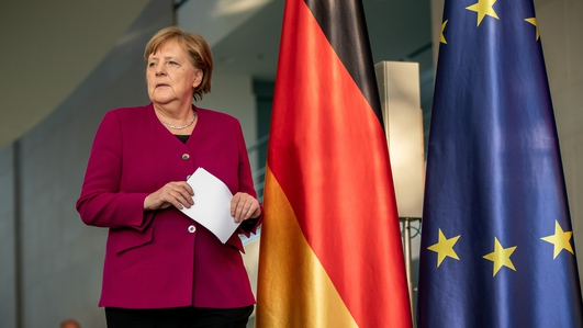 Germany takes over EU Presidency amid period of great uncertainty