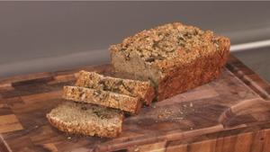 Flourless Porridge Bread