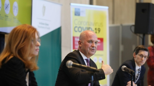 386 more cases ofcoronavirus have been diagnosed in Ireland