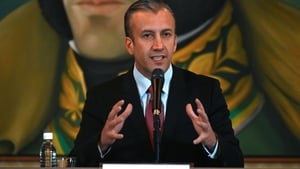 Tareck El Aissami features on ICE's 10 most-wanted list