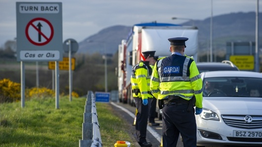 Gardaí to crack down on speeding motorists