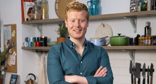 Lockdown Cooking With Mark Moriarty