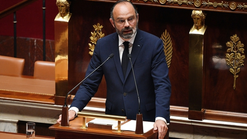 Prime Minister Edouard Philippe and his entire government resigned