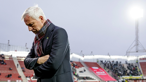 Alan Pardew leaves Den Haag by mutual consent after Dutch season ends