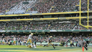 Notre Dame beat Navy 50-10 when the sides met at the Aviva in 2012
