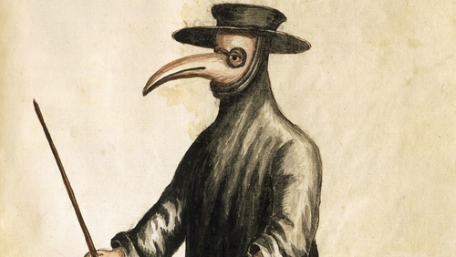 17th Century physicians who tended to plague victims wore the costume