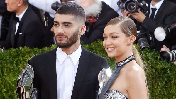 Zayn Malik and Gigi Hadid are now parents
