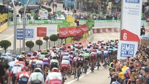 The Vuelta must now search for a new route