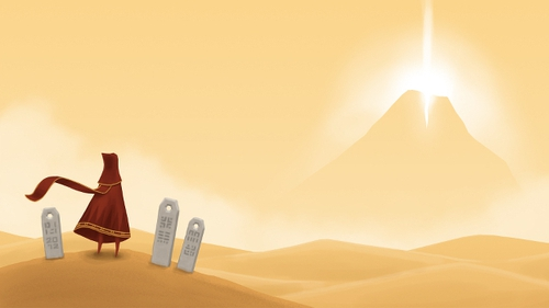 Journey is available on PC and PlayStation