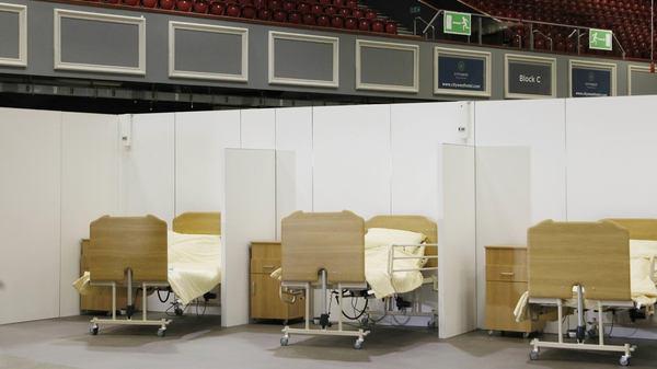 Citywest has isolation facilities and a vaccination centre (file image)