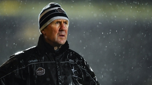 Kildare manager Jack O'Connor