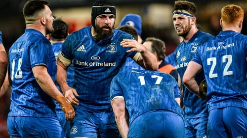 Leinster won every game they have played so far this season