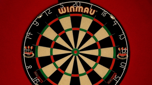 Ryan Murray recently moved his dartboard into his own room to ensure he could get peace and quiet to practise away from his three children during the lockdown.