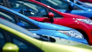 New CSO figures show that car sales rose by 5.7% in September