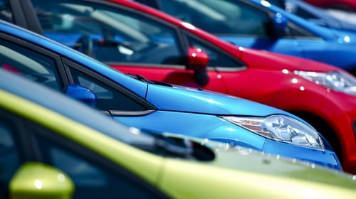 21,213 new cars were registered in July