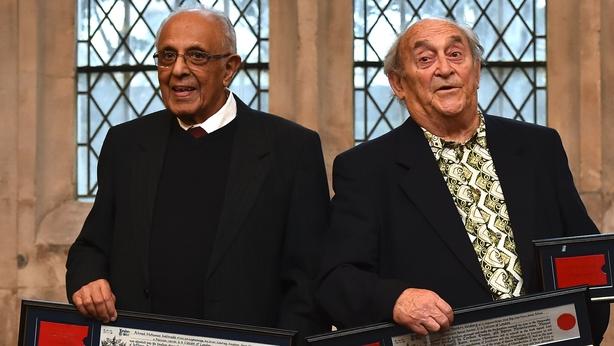 Anti-apartheid veteran Denis Goldberg dies aged 87