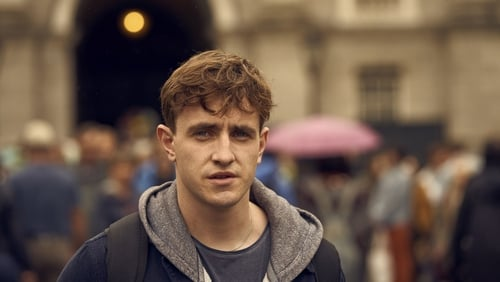 Paul Mescal plays Connell in the TV adaptation of Sally Rooney's Normal People.